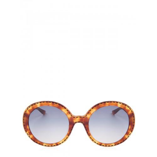 Moschino Femme Lunettes de soleil Marron