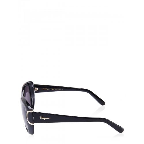 Salvatore Ferragamo lunettes de soleil SF819S