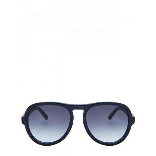 Chloe Unisex Lunettes de soleil Bleu