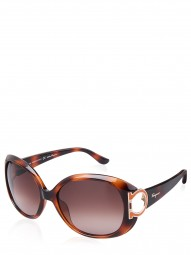 Salvatore Ferragamo lunettes de soleil SF 668S